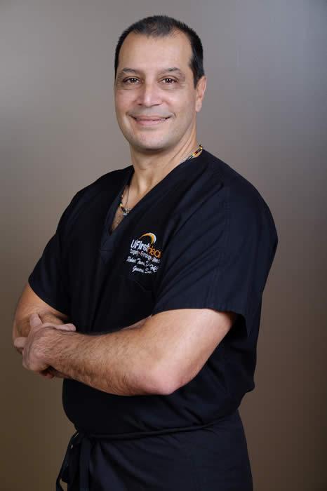 Dr Tomas Srubs