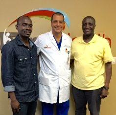 Angola Patient