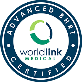 Advanced BHRT Certification Seal